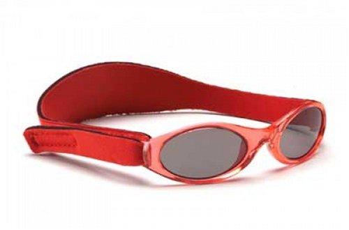 BabyBanz BB001 Unisex - Baby Babykleidung/Accessoires/Sonnenbrillen, Gr. One Size Rot (Rot) (Rot)