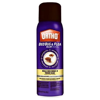 Ortho Bed Bug and Flea Killer, 16 oz