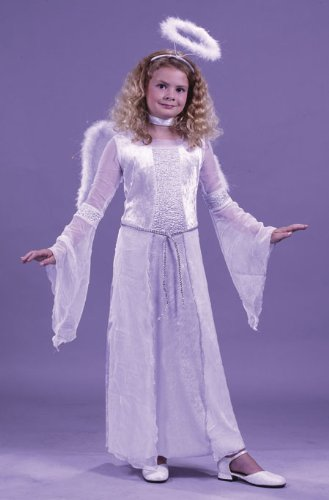 Heavenly Angel Child Costume - Small