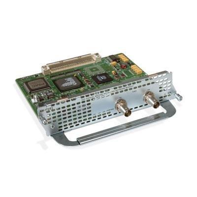 Cisco NM-1T3/E3= T3/E3 Network Module - Expansion module - HDLC, Frame Relay, PPP - T-3/E-3 - for Cisco 26XX, 28XX, 28XX 2-pair, 28XX 4-pair, 28XX V3PN, 2951, 37XX, 38XX, 38XX V3PN, 39XX
