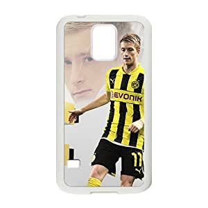 Borussia Dortmund: Marco Reus Phone Case for Samsung Galaxy S5 BY RANDLE FRICK by heywan