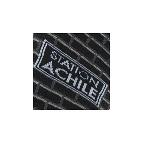 Station Noir chaussettes Achile Modèle Mi Coton XtHXaqw