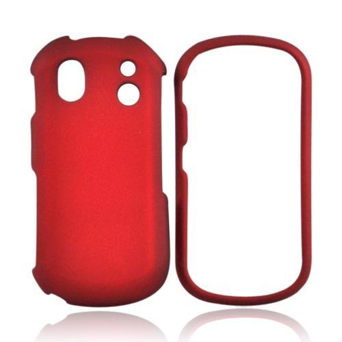 - For Samsung Intensity 2 U460 Rubberized Hard Case RED