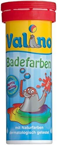 Valino Badefarben rot (1 x 10 Stück)