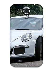 New Martha Dixon Super Strong Porsche Gt3 Rs 38 Tpu Case Cover For Galaxy S4