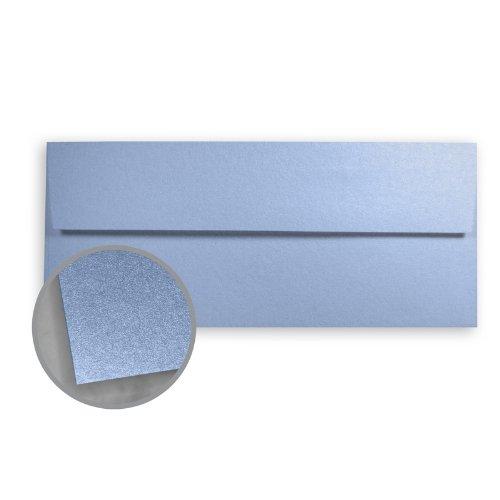 - Stardream Vista Envelopes - No. 10 Square Flap (4 1/8 x 9 1/2) 81 lb Text Metallic C/2S 500 per Box