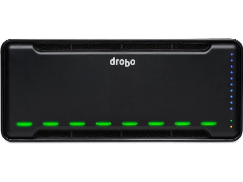 Drobo 24TB Network Attached Storage Array (DR-B800I-2A21-P08)