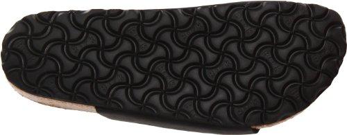 Birkenstock Women's Granada Soft Footbed Sandal,Black Oiled Leather,39 N EU by Birkenstock (Image #3)