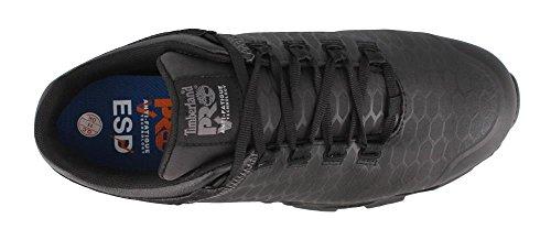Timberland Pro Para Hombre Powertrain Sport Sd + Industrial Shoe Black