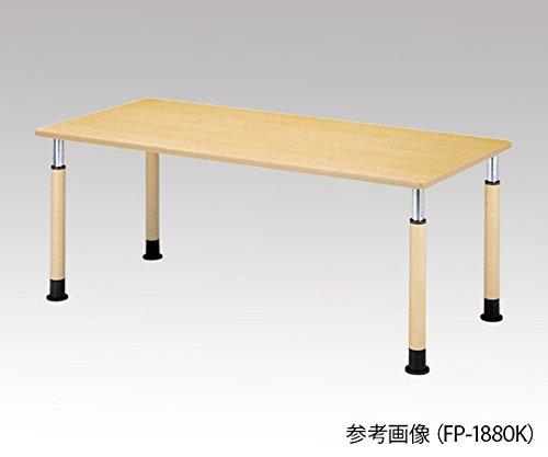 8-2440-04昇降式テーブル(角型/1800×600×595~795mm) B07BDNMZ76
