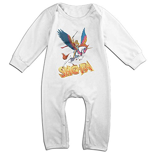 She Ra Outfit (Ellem Cute She Ra Outfits For Baby White Size 24 Months)