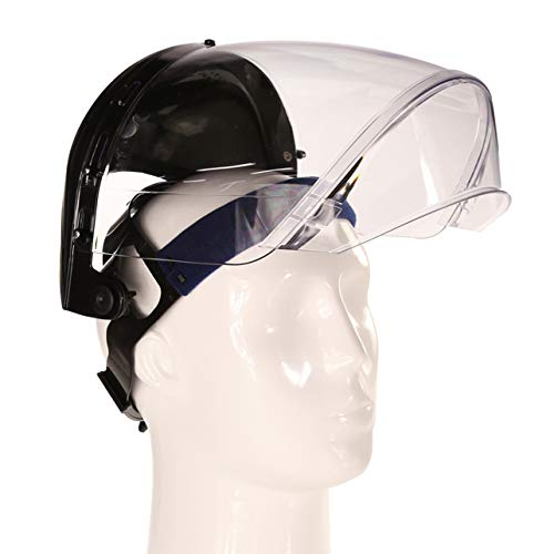 Riley RLY00351 REON Visor//protector de barbilla transparente