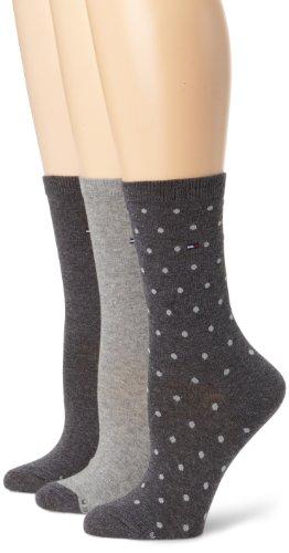 Tommy Hilfiger Womens Three Pack Socks
