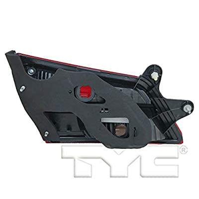 TYC 17-5501-01-9 Compatible with Subaru Outback Replacement Right Reflex Reflector: Automotive