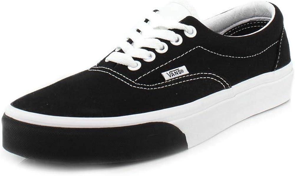 Vans Herren Sneaker Color Block Era, SchwarzWeiß: