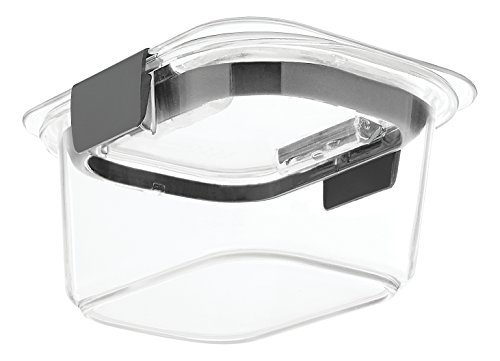Rubbermaid Brilliance Food Storage Container Clear 6