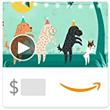 Toys : Amazon eGift Card - Conga Dogs (Animated)