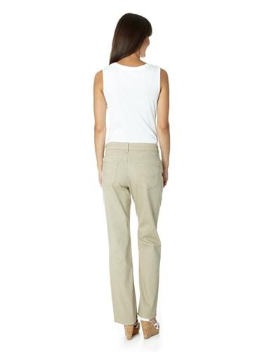 H.I.S - Vaqueros - para mujer w617; comfort beige
