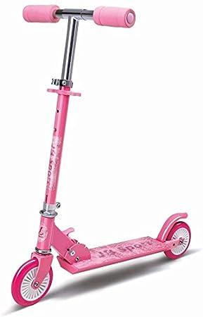 Joy - Scooter de aluminio Bold 201 Rosa Patinete aluminio ...