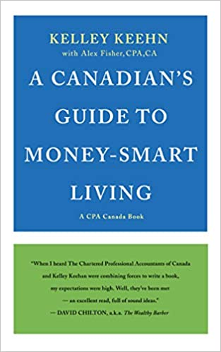 Book cover of Canadian's Guide to Money-Smart Living