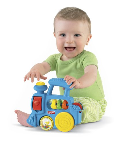 Fisher-Price Activity Sounds Choo Choo