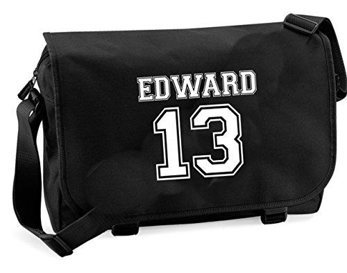 Edward Sinclair - Bolso mochila para mujer negro - negro