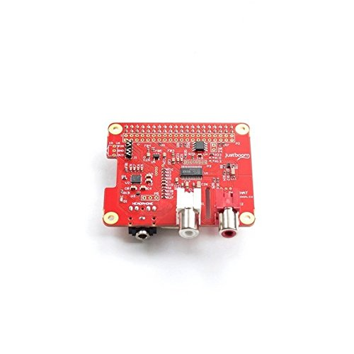 ameriDroid JustBoom DAC HAT for Raspberry Pi