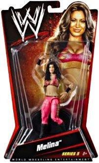 WWE Melina Figure Series #5