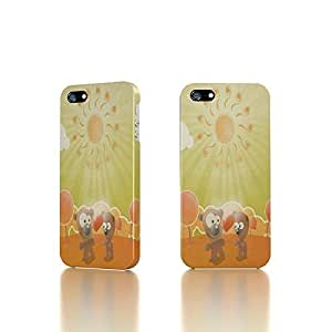 Apple iPhone 4 / 4S Case - The Best 3D Full Wrap iPhone Case - my love for you