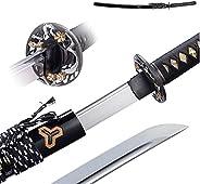 Samurai Sword Japanese Katana 9260 Steel Cold Steel Katana Sword Real Sharp Training Katana