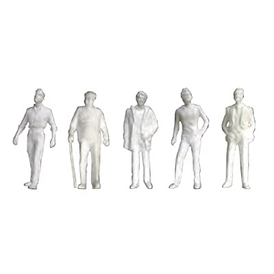 JTT Scenery Products Human Figures: Male Figures: Toys & Games