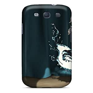 Hot Tpye Splash Dance Case Cover For Galaxy S3
