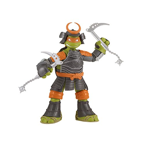 Teenage Mutant Ninja Turtles Samurai Michelangelo Basic Action -