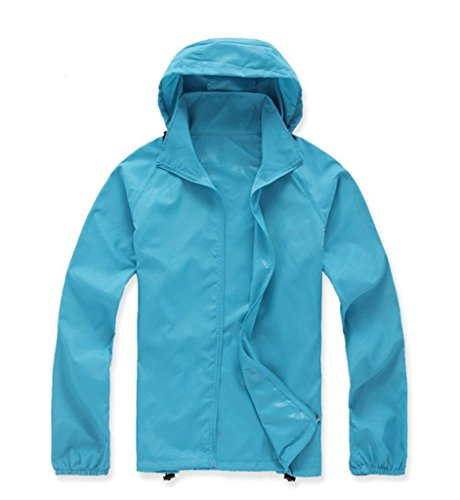 Price comparison product image Women's Lightweight Jacket UV Protect+Quick Dry Windproof Skin Coat