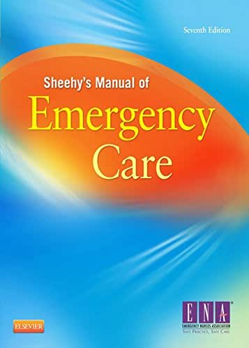 Sheehy's Manual of Emergency Care - E-Book (Newberry, Sheehy's Manual of Emergency Care)