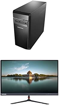 Lenovo Ideacentre 300 Intel Quad Core i5 Desktop Bundle