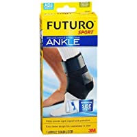Futuro Sport Deluxe Ankle Stabilizer Adjustable 1 Ea (Pack Of 2)