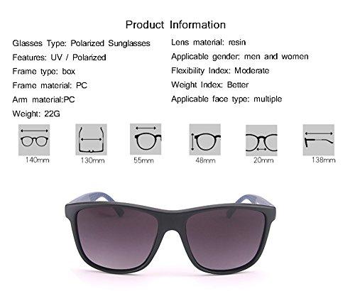 Femmes Lunettes Polarisées UV 400 C des Goolife Hommes des De Protection Aviateur Soleil OanYq