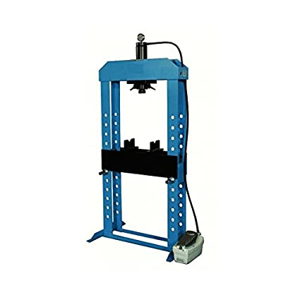 Taller - Prensa hidráulica Stand 20 T aut: hydropne Uma mesa (Aire ...