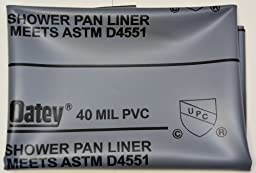 SHOWER PAN LINER KIT 6X10 \