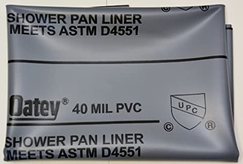 SHOWER PAN LINER KIT 6X8