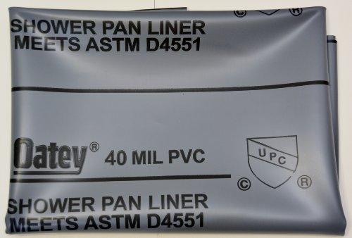 SHOWER PAN LINER KIT 6X8