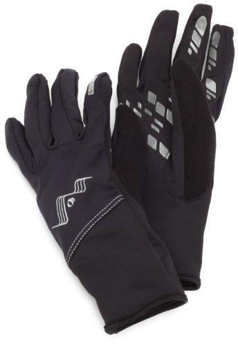 Rei Womens Glove (Pearl iZUMi Women's Slice Softshell Lite Glove,Black,Small)