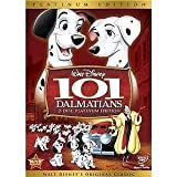 101 Dalmatians DVD 2-Disc Set New