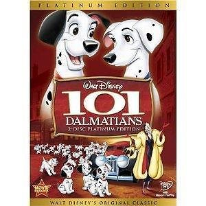 101 Dalmatians DVD 2-Disc Set New by Brand New