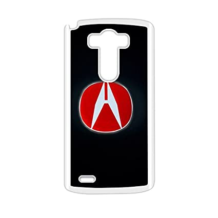XXXD Red Acura Emblem Hot Sale Phone Case For LG G Amazonca Cell - Red acura emblem