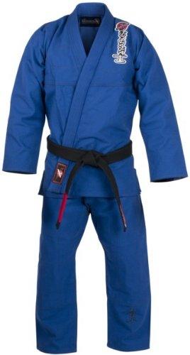 Hayabusa Pro柔術GI Pro柔術GI Uniform Uniform A0 B0096MN34S ブルー B0096MN34S, 天草町:a0317d04 --- capela.dominiotemporario.com