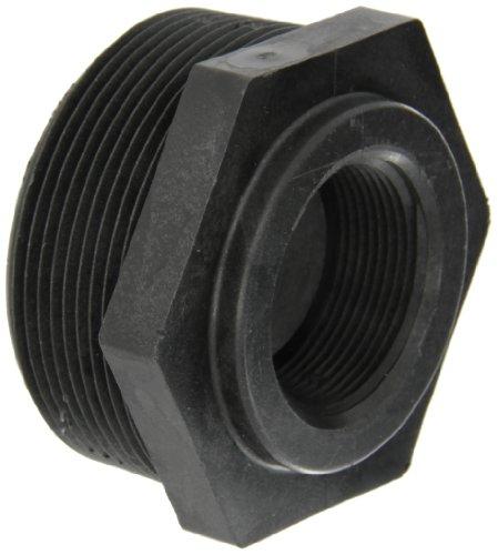 (Banjo RB300-150 Polypropylene Pipe Fitting, Reducing Bushing, Schedule 80, 3 NPT Male x 1-1/2