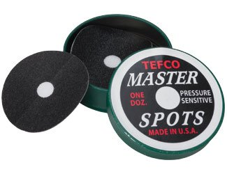 Tefco Spots (Pool Table Parts)
