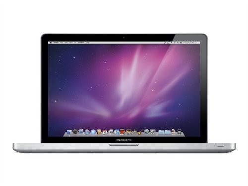 "Apple MacBook Pro 15.4"" Laptop - 500 GB HARDRIVE - Intel Core i7 - MC373LL/A (OLD VERSION) (Certified Refurbished)."